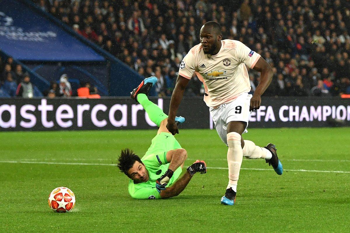 A United kiejtette a PSG-t a BL-ből bf27bcd3c3