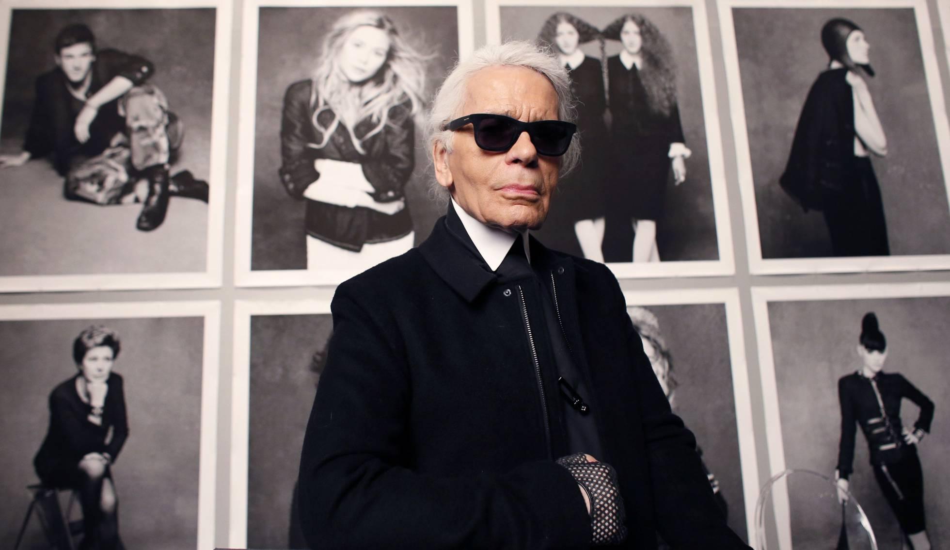8cead00fdfc5 Meghalt Karl Lagerfeld divattervező